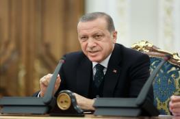اردوغان ..استقالات الرفاق كسرت خاطري