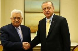 اتفاق تركي فلسطيني على مواجهة فيروس كورونا