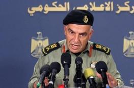 الضميري  : الحكومة جاهزة لاستلام كل المسؤوليات في قطاع غزة