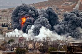 """التحالف الدولي : مقتل """"150 """" عنصرا من داعش في غارات أمريكية على سوريا"""