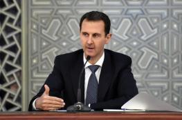 """تقارير لبنانية: مباحثات سرية بين الأسد و""""إسرائيل"""""""
