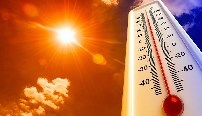 حالة الطقس : استمرار الموجة الحارة حتى نهاية الاسبوع