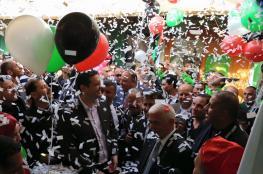 جوال تحتفل بافتتاح معرض موزعها في البلدة القديمة بمدينة الخليل
