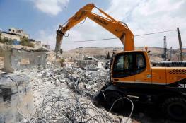 بلدية الاحتلال تطالب بهدم 14 منزلاً فلسطينياً في القدس