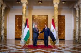 لقاء بين السيسي والملك عبد الله في القاهرة