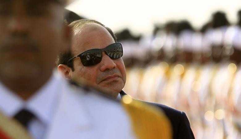 """الرئيس الاسرائيلي للسيسي : """"تعاوننا يؤدي الى الاستقرار والامن """""""
