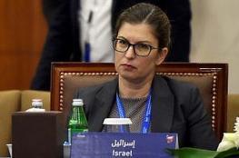 مسؤولة امنية كبيرة اسرائيلية تشارك في اجتماعات البحرين