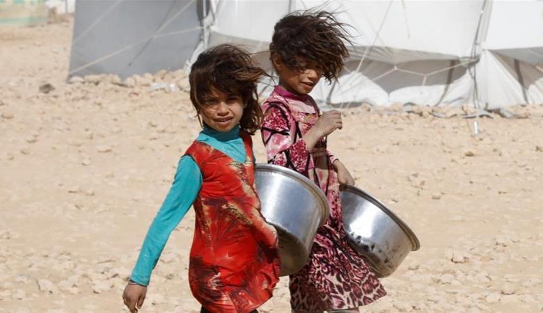 تقرير: 65% من الأطفال في سوريا لم يأكلوا الفاكهة منذ أشهر