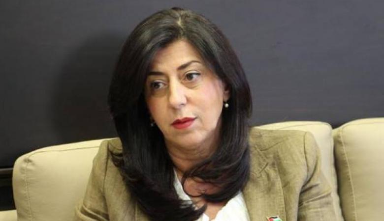 عبير عودة تؤدي اليمين القانونية أمام الرئيس سفيراً لدولة فلسطين لدى ايطاليا