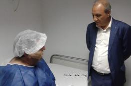 المخابرات تقبض على منفذ الاعتداء بحق رئيس بلدية بيت لحم