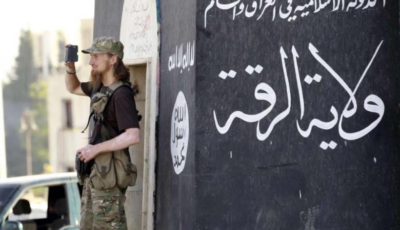 مفاجأة ..داعش يعود مجددا الى الرقة السورية