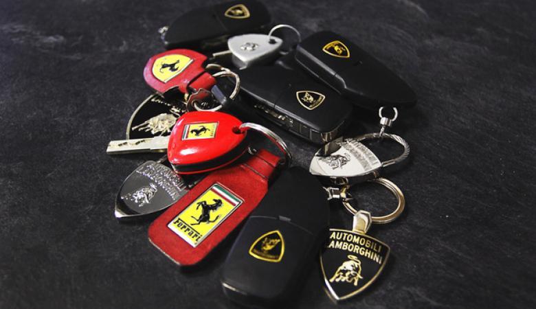 بطريقة مثيرة ... ادفع فواتيرك بمفتاح سيارتك