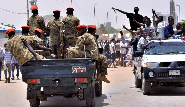 استنفار في السودان وإنزال قوات في الخرطوم