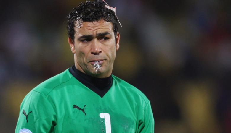 عصام الحضري يتلقى صدمة قوية من المنتخب المصري
