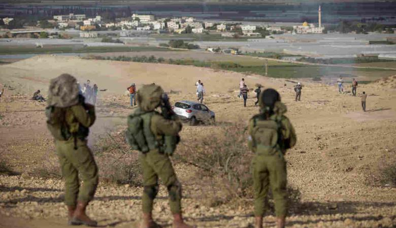 الاحتلال يخطر بوقف العمل في أرض جنوب الخليل