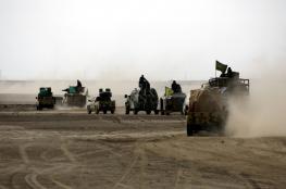 داعش  محاصر بالكامل في معقله في مدينة الباب السورية