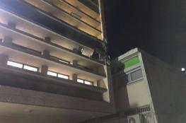 صاروخ يصيب مبنى في مستوطنة سديروت