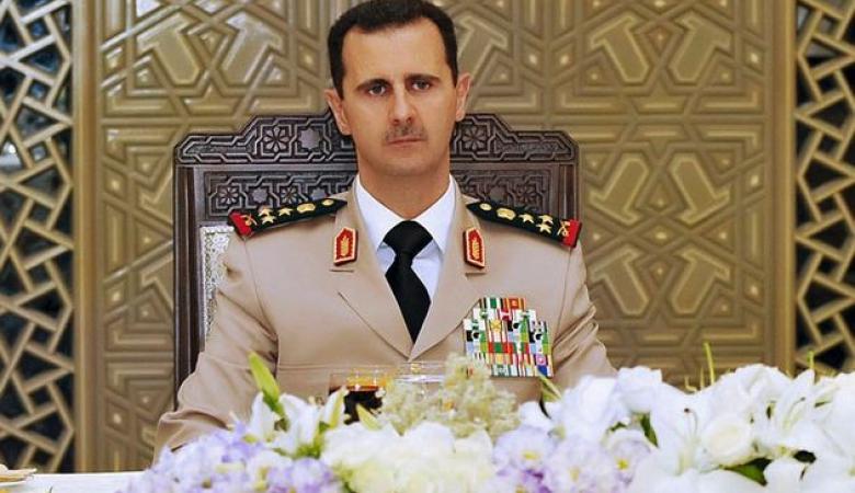 الاسد : ما حصل  مع الطائرة الروسية مؤلم وحزين