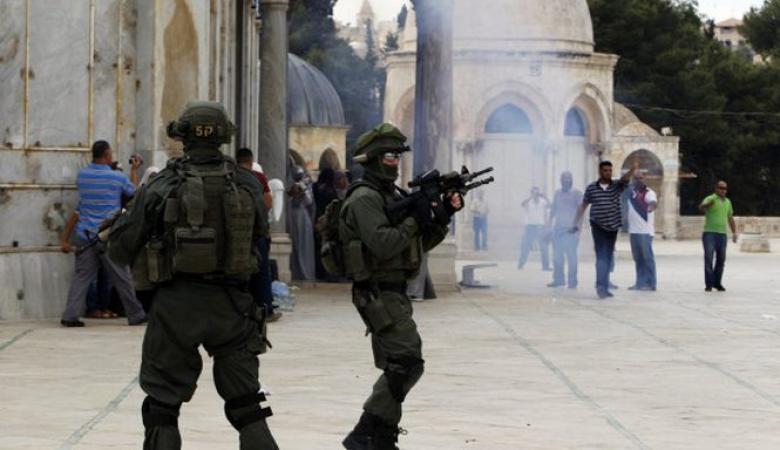 """""""فتح"""": اقتحام الاحتلال لـ """"الأقصى"""" استباحة للمقدسات بغطاء أميركي"""