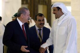 أردوغان يشيد بأمير قطر: شاب وديناميكي يقف إلى جانب الفقراء