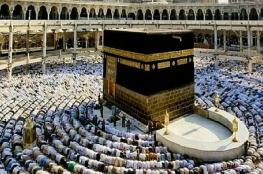 ظاهرة فلكية مميزة فوق الكعبة تحدث في اول يوم من رمضان