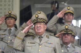 وفاة رئيس الأركان الجزائري قايد صالح بنوبة قلبية حادة
