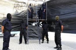 الاعدام لشابين قتلا مواطناً  بطريقة بشعة بغزة