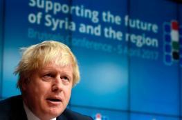 وزير خارجية بريطانيا: روسيا أنقذت الأسد وباستطاعتها إزاحته