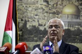 عريقات: الفلسطينييون يقاومون كورونا بامكانيات محدودة