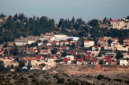 اسرائيل : لن نضم الضفة الغربية اكراما ً للجهود الامريكية