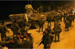 """اسرائيل : صواريخ حزب الله الدقيقة أكبر تهديد لـ""""تل أبيب"""""""