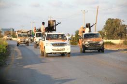 ليبيا : مقتل 443 شخصاً واصابة أكثر من 2110 آخرين في الهجوم المستمر على طرابلس