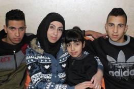 شفاء عبيدو ..ستترك اطفالها لتسلم نفسها لقوات الاحتلال