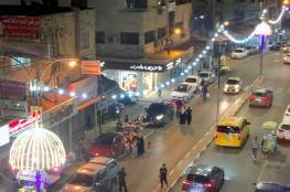 مواقف سيارات مجانية وخدمات لاستقبال المتسوقين في طولكرم وقلقيلية