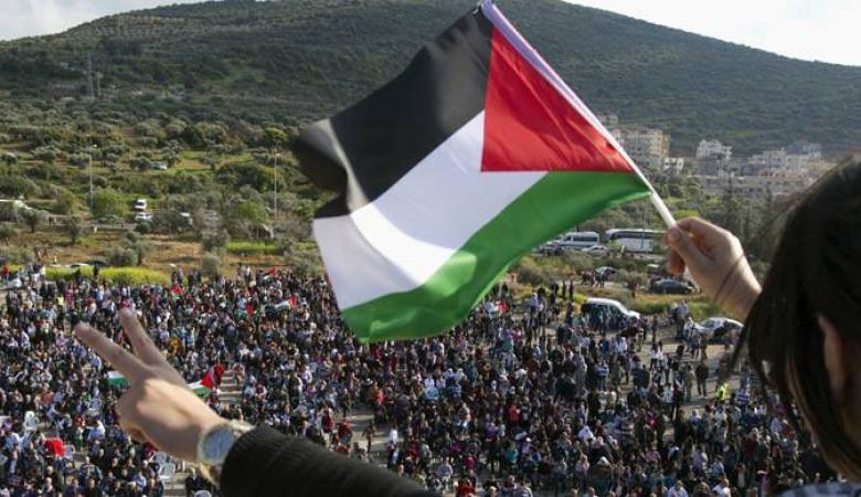 خريشة يدعو المجتمع الدولي لتحمل مسؤولياته والاعتراف بفلسطين ومقاطعة المستوطنات
