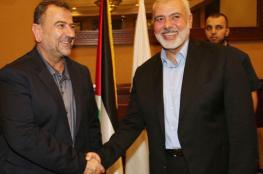 العاروري : حماس لن تكون جزء من اي مفاوضات سرية مع اسرائيل