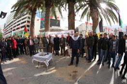 """اطلاق حملة في نابلس لاعادة اعمار منزل عائلة """"ابو حميد """""""