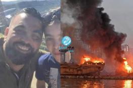 العثور على لبناني قذفه انفجار بيروت الى البحر وبقي فيه لـ30 ساعة