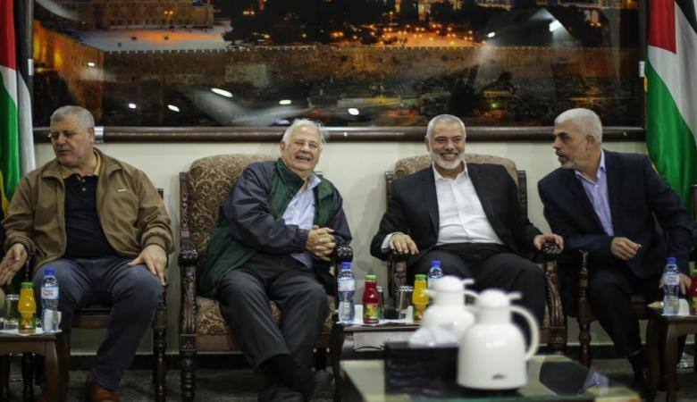 لجنة الانتخابات تستأنف لقاءاتها مع حماس بغزة قريبا