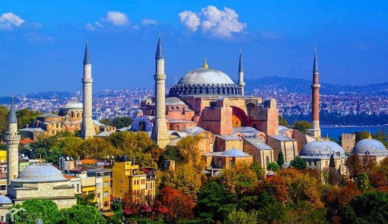 """روسيا تحذر تركيا من اعادة """"آيا صوفيا """" الى مسجد"""