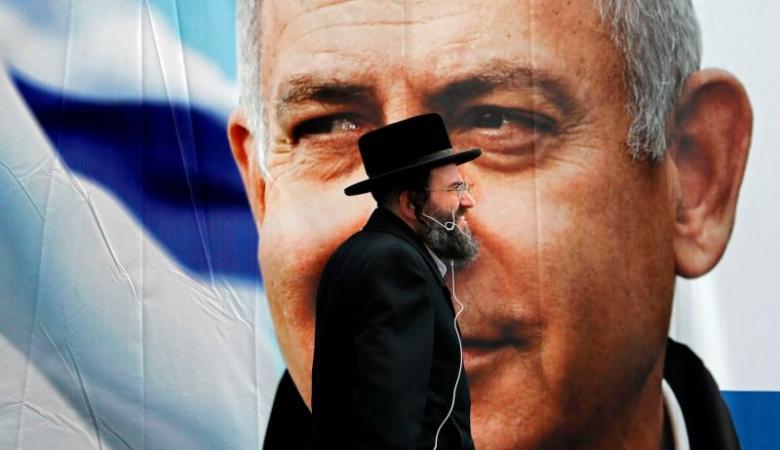 أحزاب اليمين الاسرائيلية  توقع وثيقة ولاء لنتنياهو