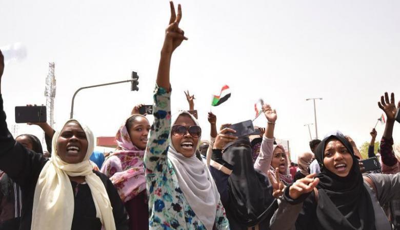 المجلس العسكري يحذر السودانيين