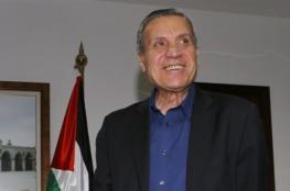 أبو ردينة: لن نقبل أي تغيير على حدود القدس الشرقية عام 1967