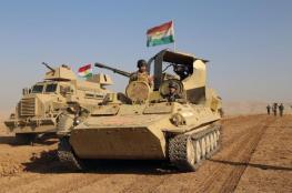 الاكراد يصدون هجوماً للحشد الشعبي قرب مدينة الموصل العراقية