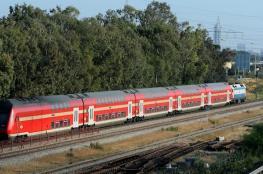 تعطل يصيب خطوط السكك الحديدية باسرائيل