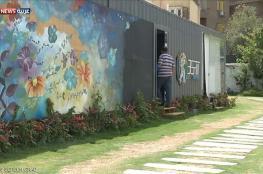 تحويل حاويات الشحن إلى منازل لتوفير مساكن في مصر