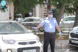 الشرطة تبدا غدا بمخالفة من لا يلتزم باجراءات الوقاية من كورونا