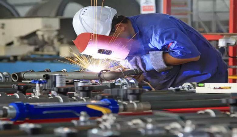 الإحصاء يعلن الرقم القياسي لكميات الإنتاج الصناعي لشهر نيسان
