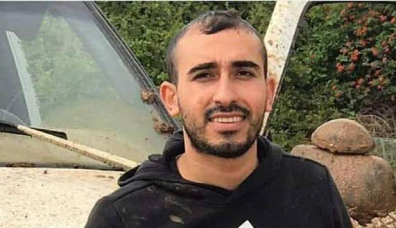 """مقتل الشاب """"ابوجابر """" بعد اطلاق النار عليه"""