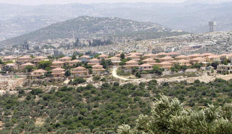 الاحتلال يقرر الاستيلاء على المزيد من اراضي طولكرم لصالح المستوطنين